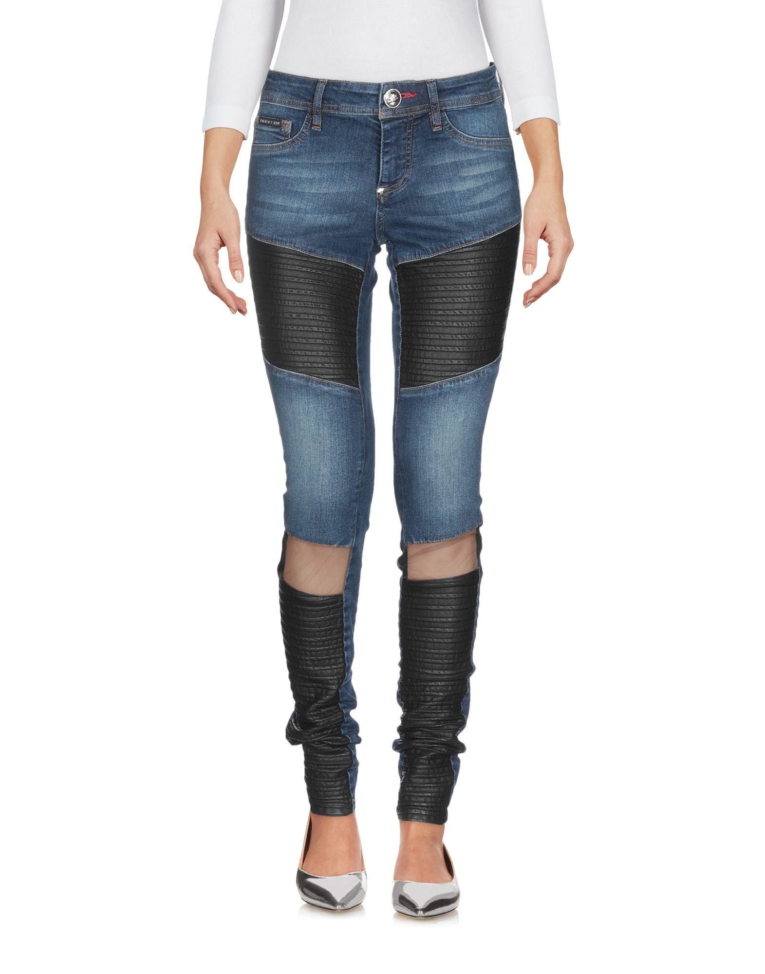Pantaloni Jeans Philipp Plein donna - - - 42726188HI a53