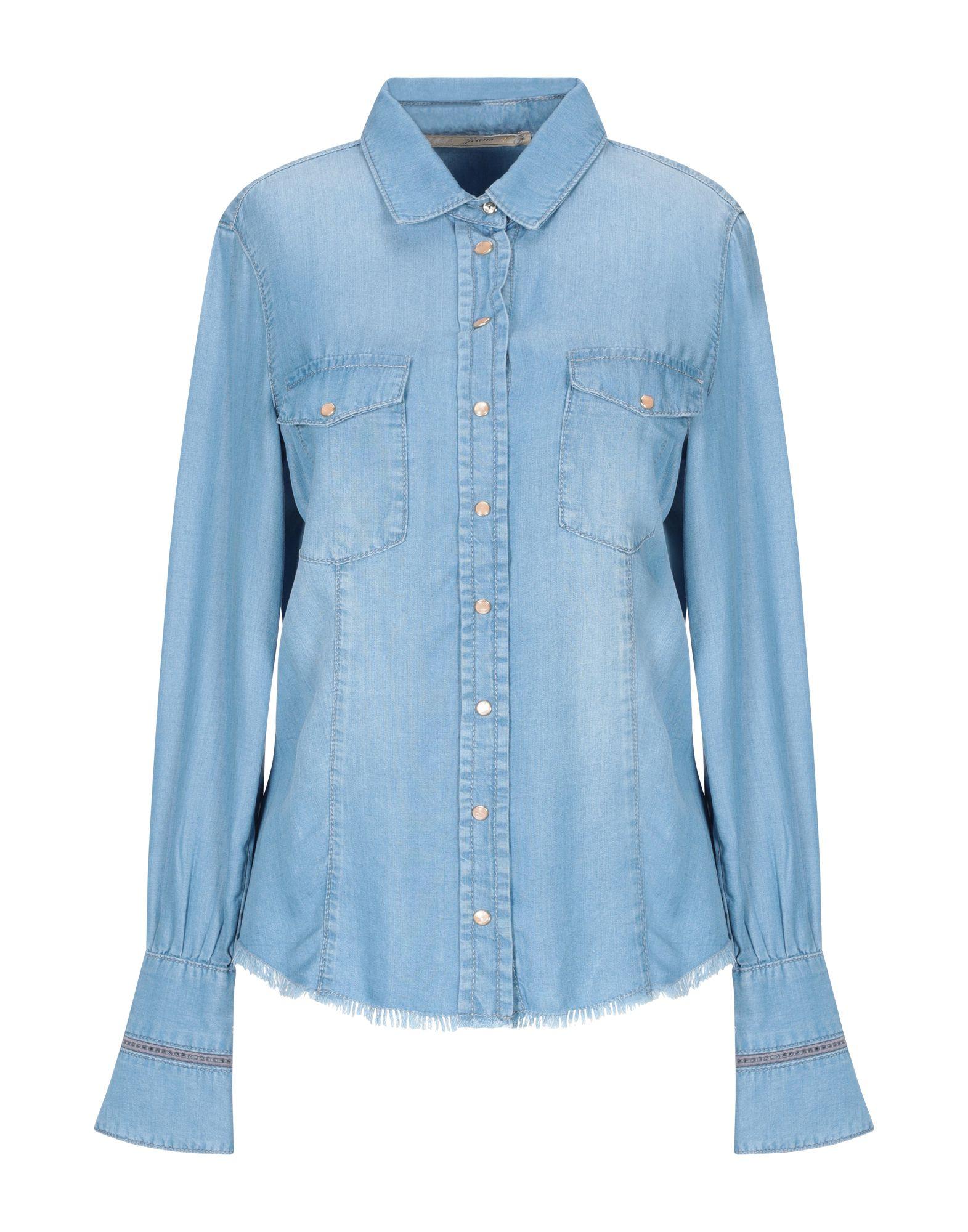 Camicia Di Jeans Patrizia Pepe damen - 42727642RS