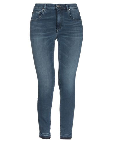 Acynetic Denim Pants In Blue