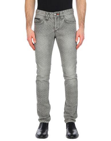 PHILIPP PLEIN - Pantalon en jean
