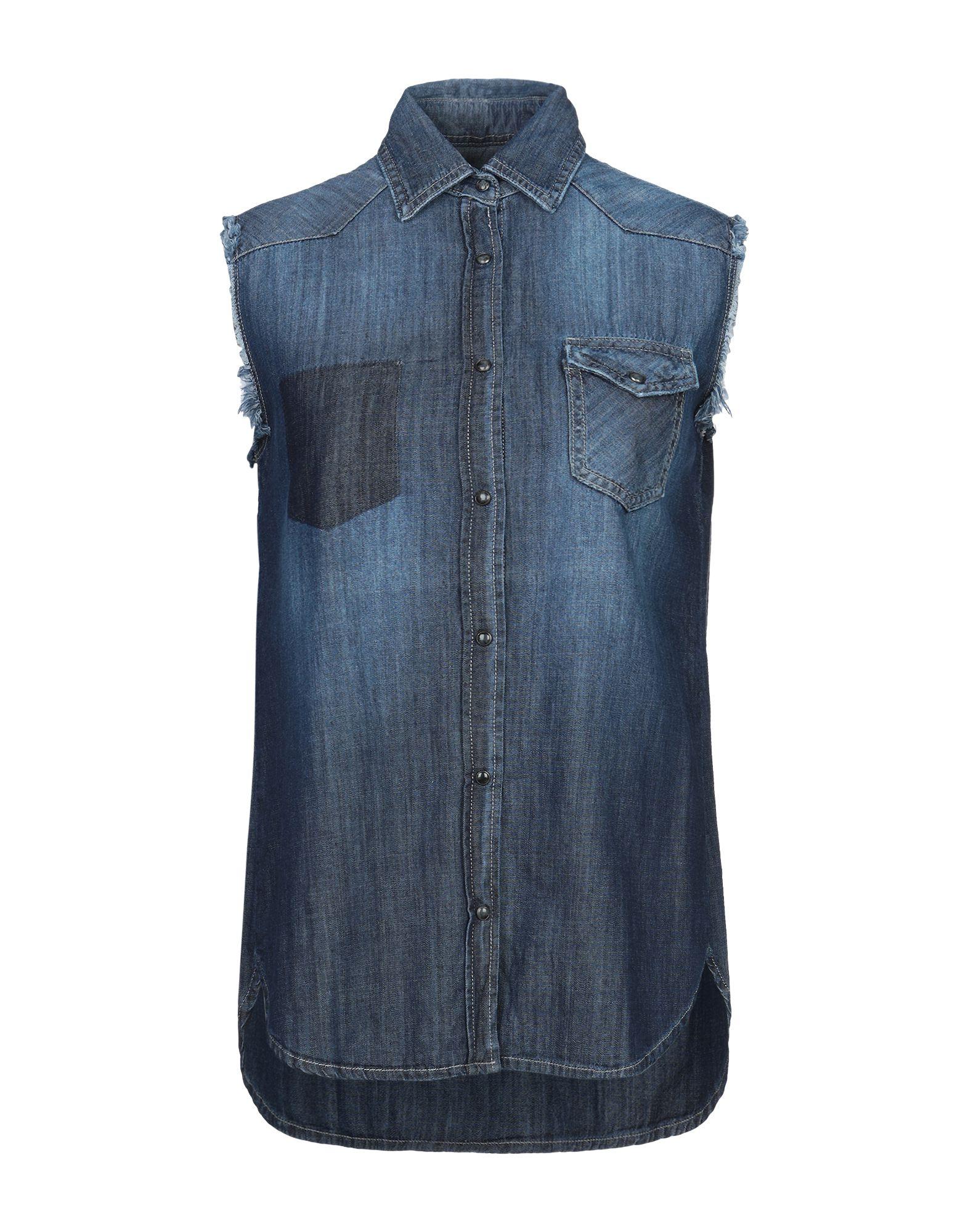 Camicia Di Jeans 2W2m donna - 42728242VW