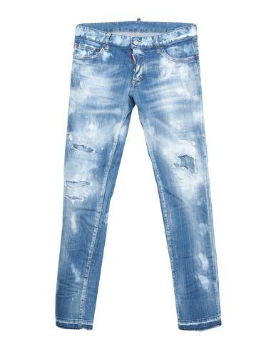 new arrival b7254 2c3ed DSQUARED2 Pantaloni jeans - Jeans e Denim | YOOX.COM