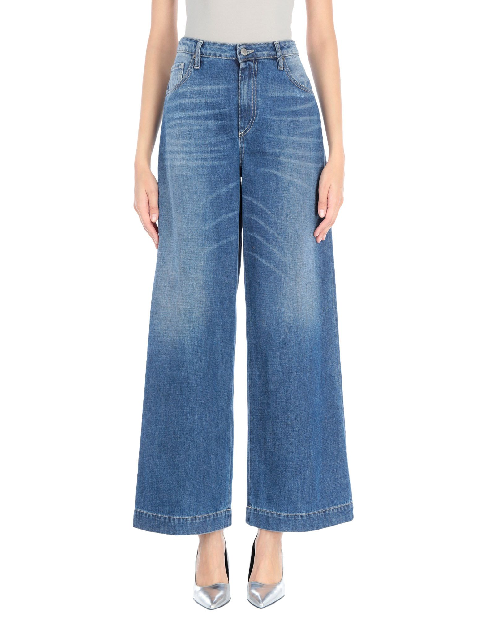 Pantaloni Jeans True True True Nyc. donna - 42728563PA c13