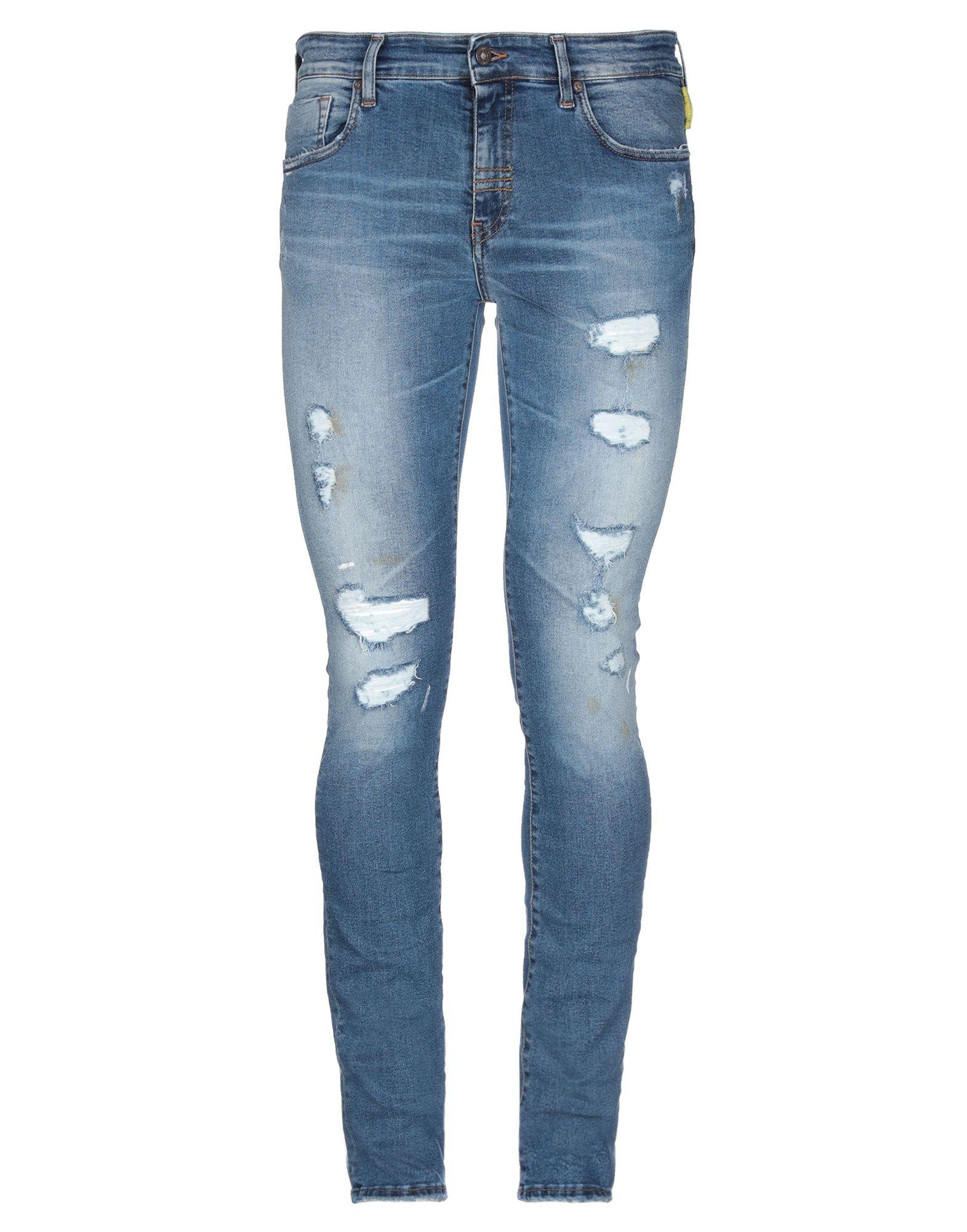 Pantaloni Jeans Meltin Pot herren - 42729669FD
