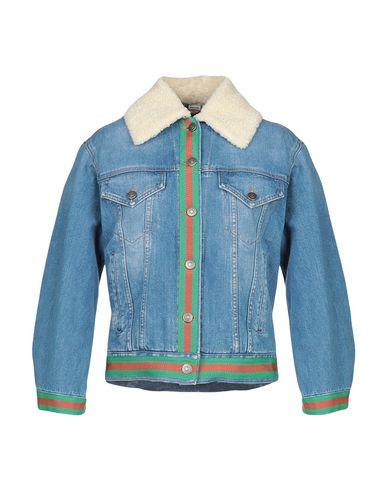 premium selection 8fd0f bb6f6 GUCCI Giubbotto jeans - Jeans e Denim | YOOX.COM