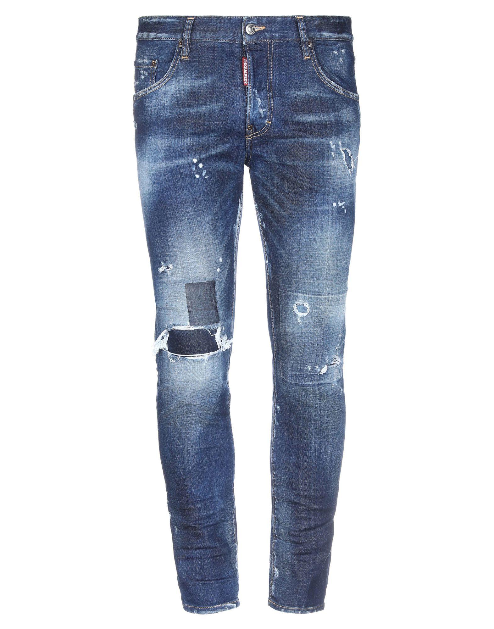 Pantaloni Jeans Dsquarosso2 uomo - 42730382OP 42730382OP  Luxusmarke