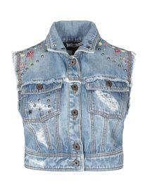 518dab9d6f502 Roberto Cavalli Denim Jackets for Women, exclusive prices & sales | YOOX