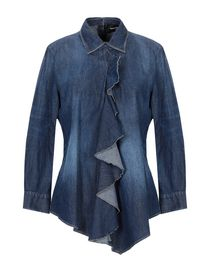 85990ad89851 Γυναικεία τζιν πουκάμισα  αγόρασε τζιν πουκάμισα και μπλούζες online ...