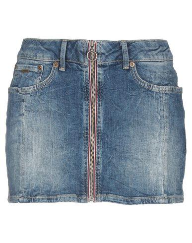 1b684fbb92 Falda Vaquera Pepe Jeans Mujer - Faldas Vaqueras Pepe Jeans en YOOX ...