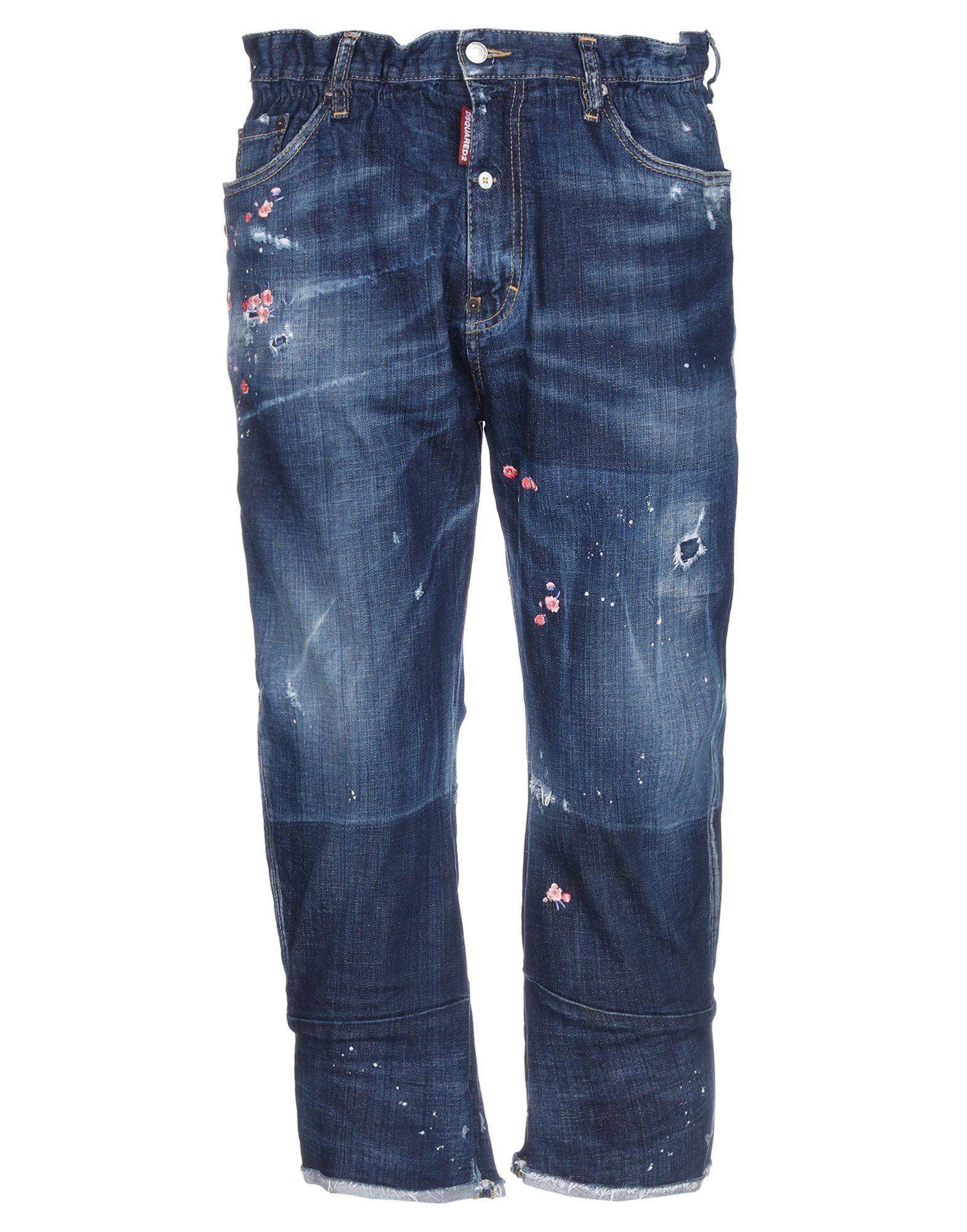Pantaloni Jeans Dsquarosso2 uomo - - - 42731923VX 0ef