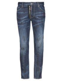 Dsquared2 Pantaloni Jeans - Dsquared2 Uomo - YOOX 83510fad1e8e