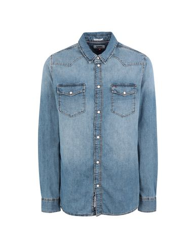 TOMMY JEANS - Camicia di jeans