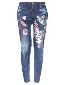 2eb9a673a7 Pantalones Vaqueros Dsquared2 para Mujer para Colección Primavera ...