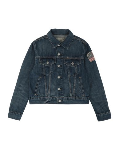 designer fashion 73213 18dba RALPH LAUREN Giubbotto jeans - Jeans e Denim | YOOX.COM