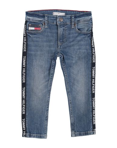 26fc61dc2 Tommy Hilfiger Denim Trousers Girl 3-8 years online on YOOX United ...