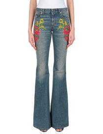 b750f1311e1d24 Pantaloni Jeans Gucci Donna Collezione Primavera-Estate e Autunno ...