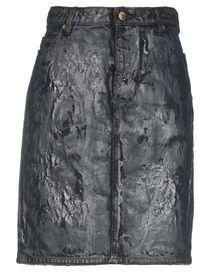 68e24e95d644 Saldi Gonne Jeans Donna - Acquista online su YOOX