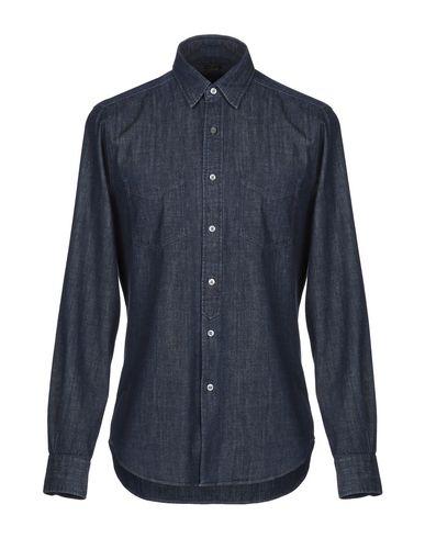 BOGLIOLI - Denim shirt