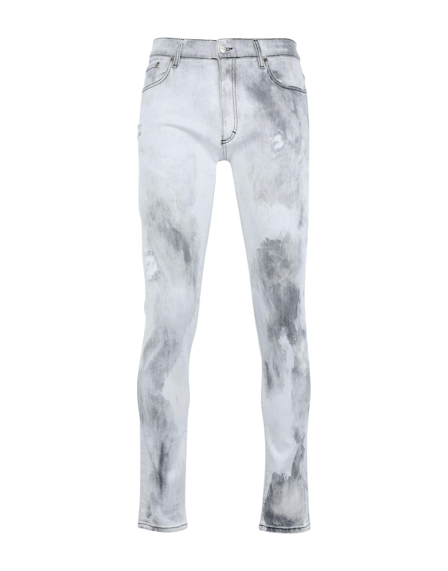 59f219fccc Pantaloni Jeans Represent Denim - - 42734548LC Distressed herren ...