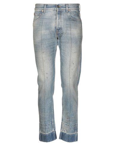 de55237d8a3 Pantalon En Jean Gucci Homme - Pantalons En Jean Gucci sur YOOX ...