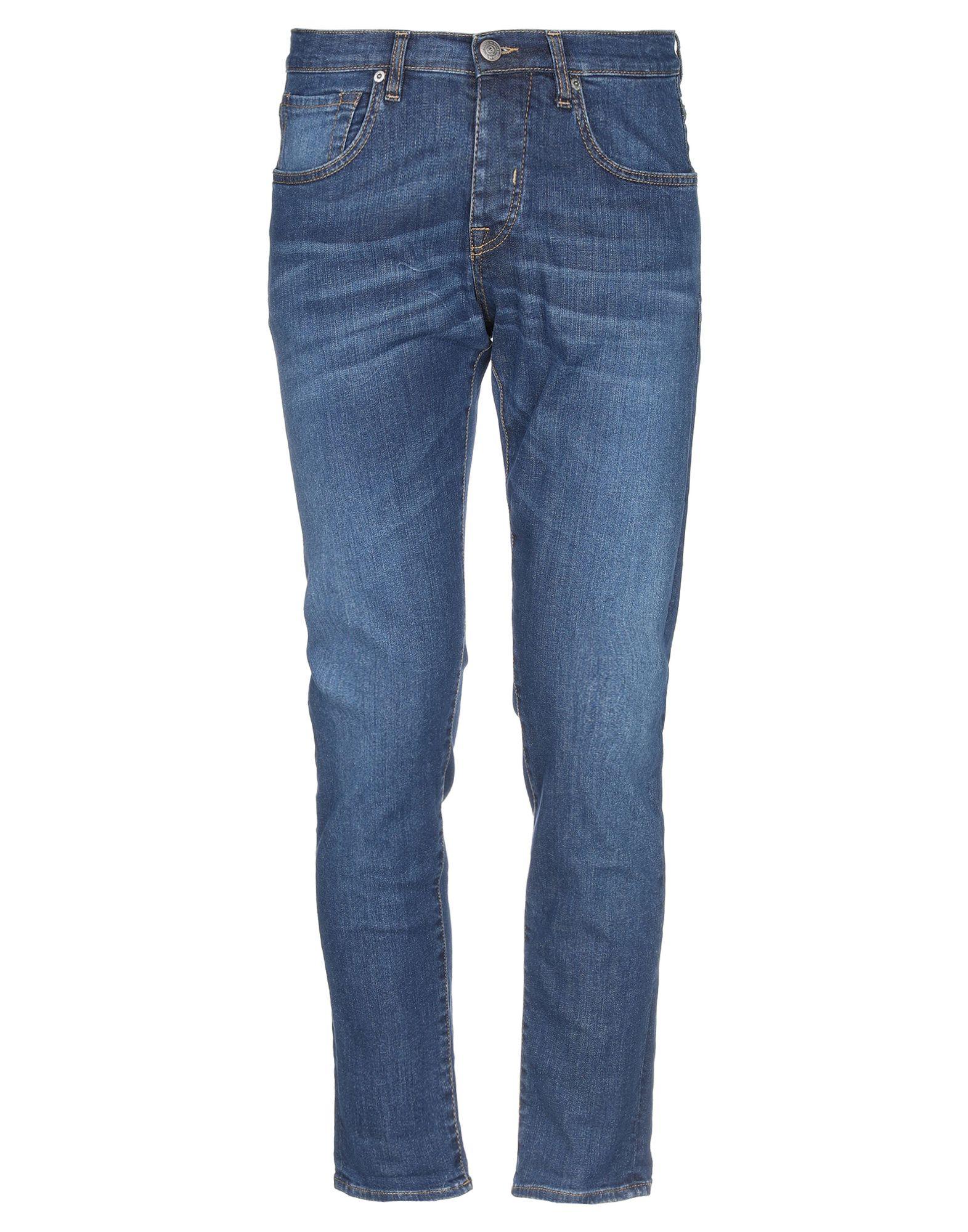 Pantaloni Pantaloni Pantaloni Jeans 2 Men uomo - 42736340AQ 073