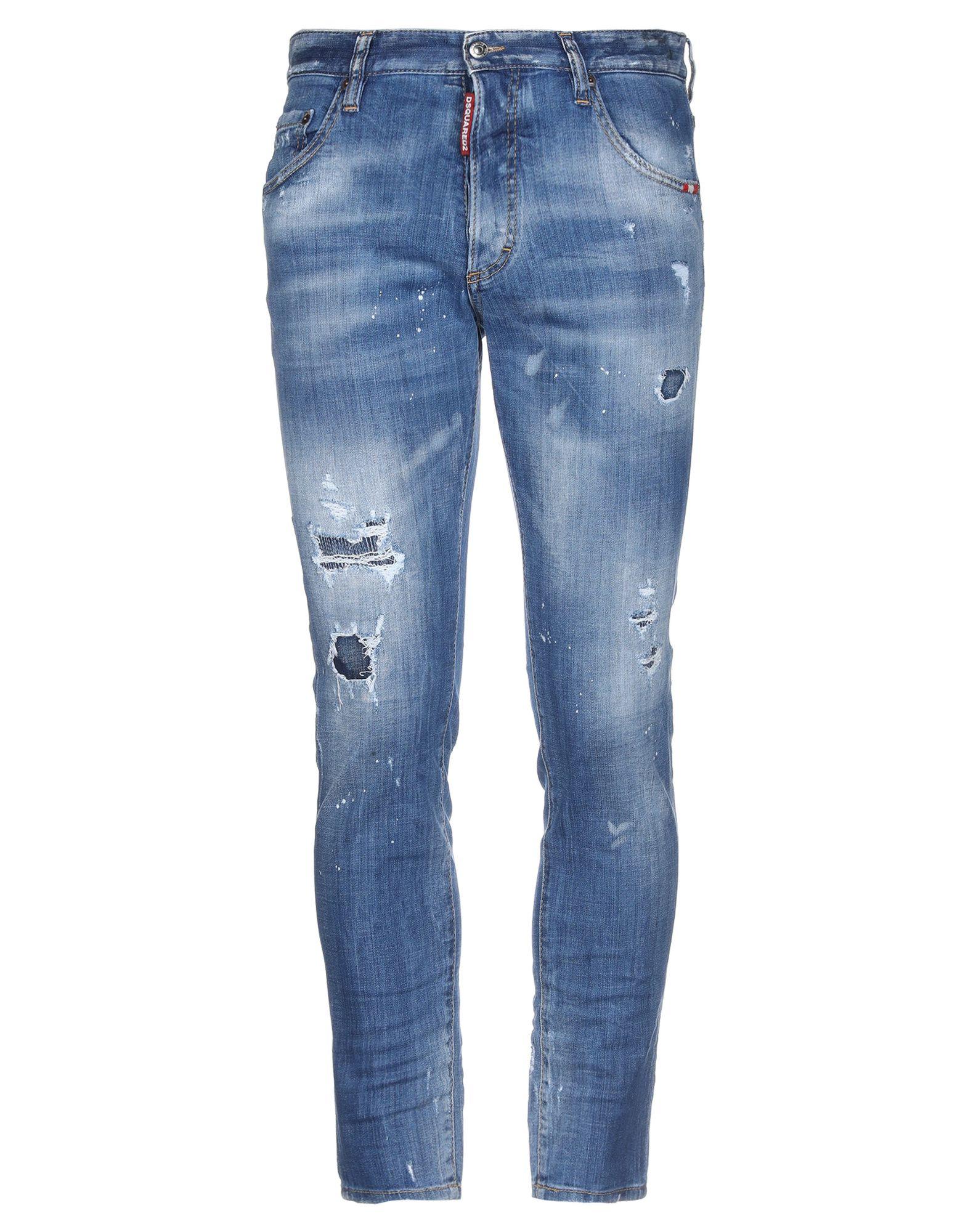 Pantaloni Jeans Dsquarosso2 uomo - - - 42737378EC 249