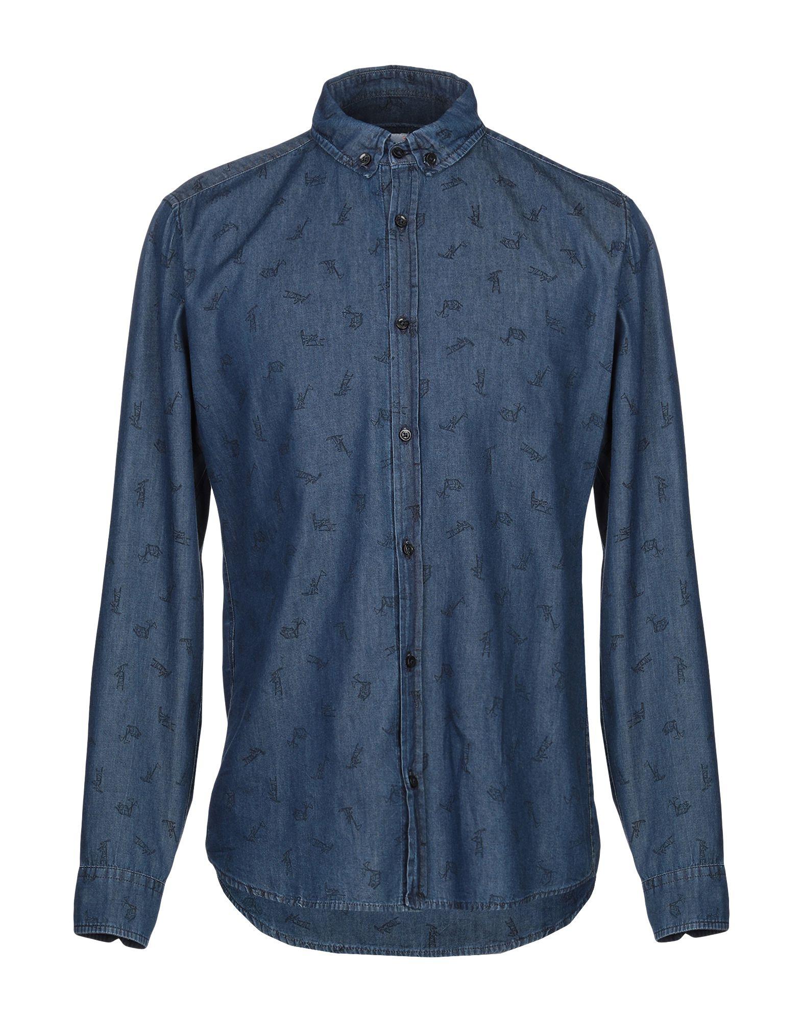 Camicia Di Jeans Berna Berna Berna uomo - 42737791VQ e7c