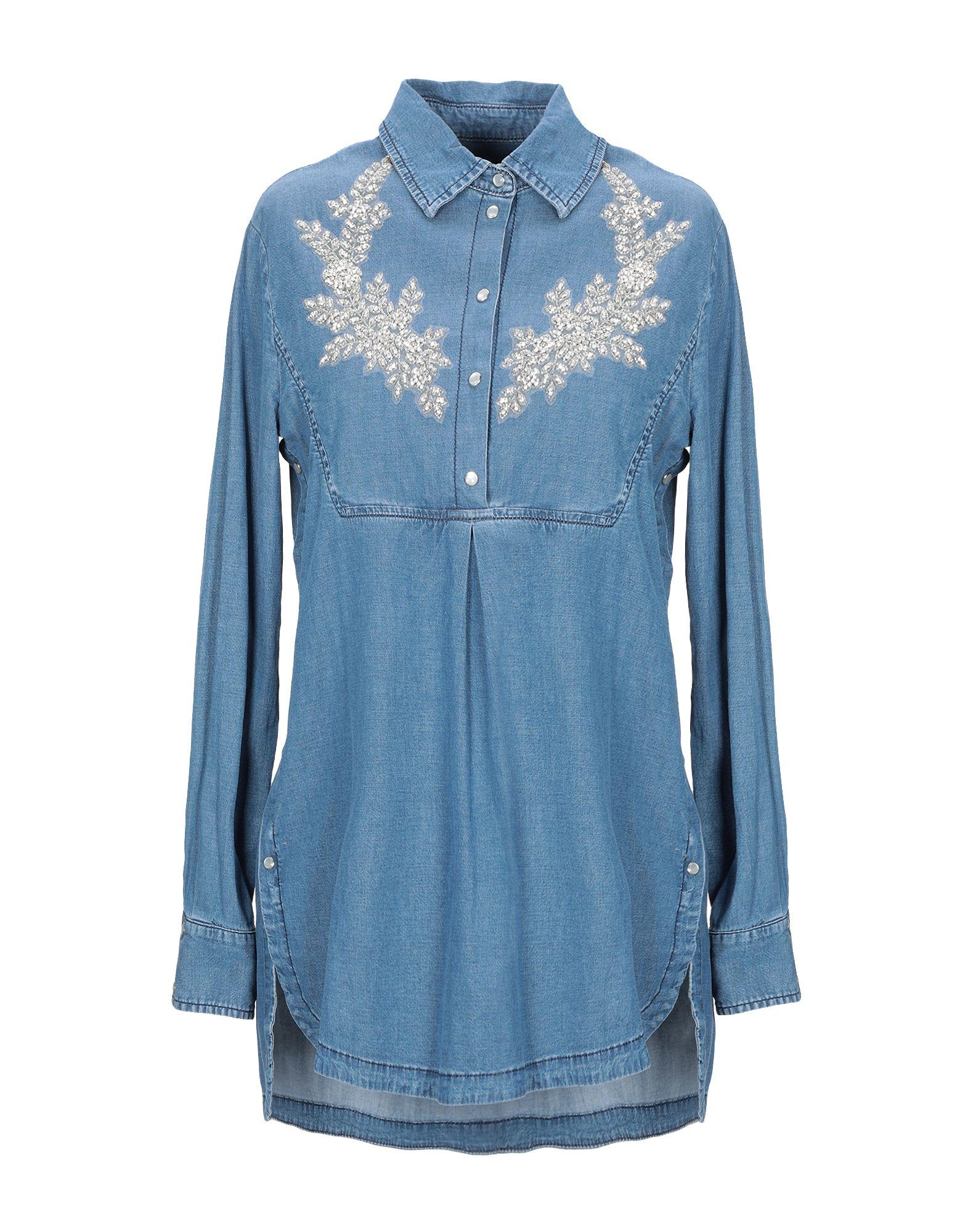 Camicia Di Jeans Ermanno Di Ermanno Scervino damen - 42738177OK