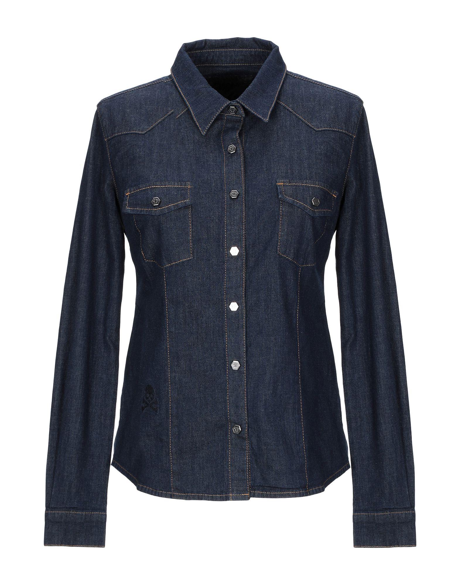 Camicia Di Jeans Philipp Plein damen - 42738786EF