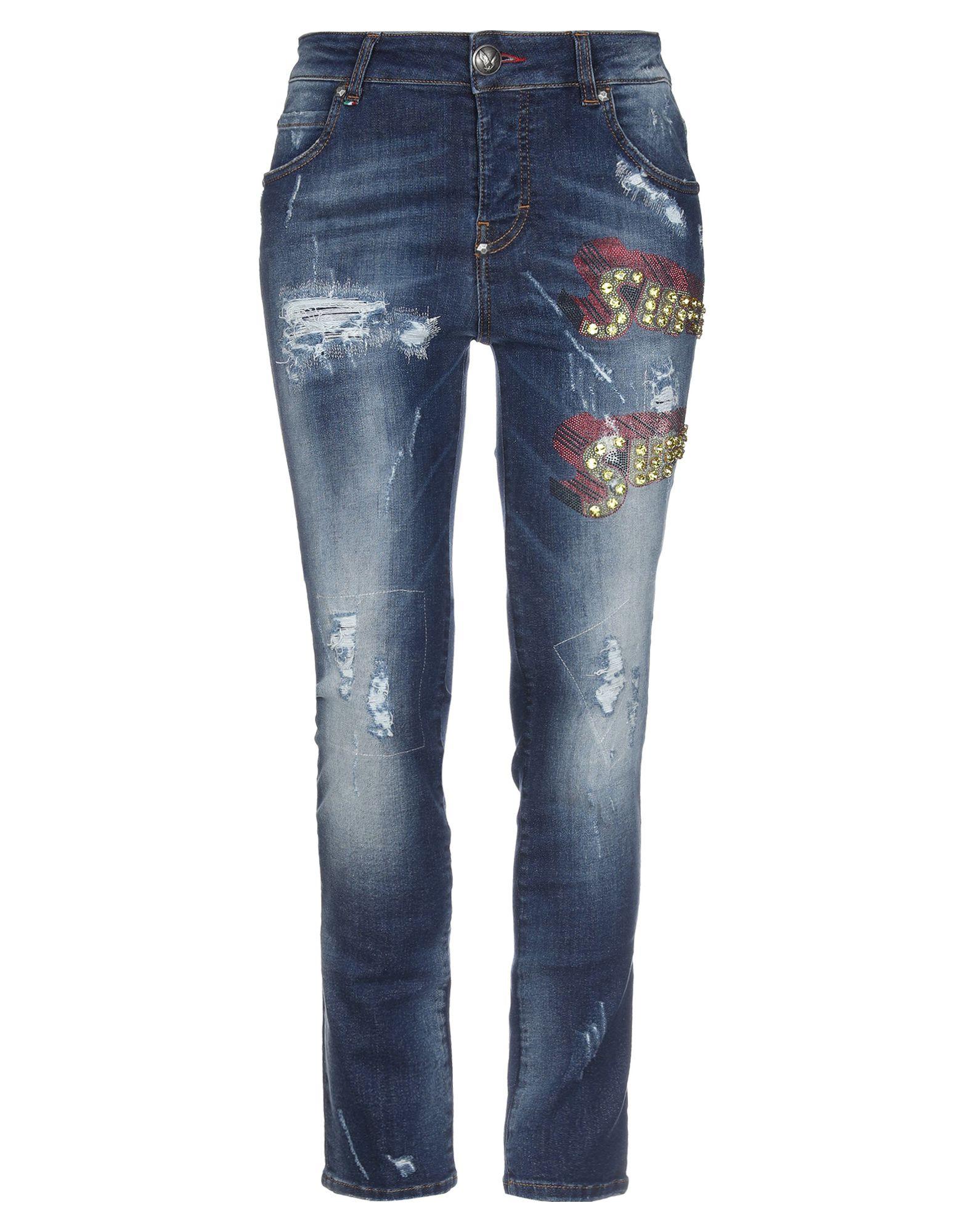 Pantaloni Jeans Philipp Plein donna - 42738940IU 42738940IU  preiswert kaufen