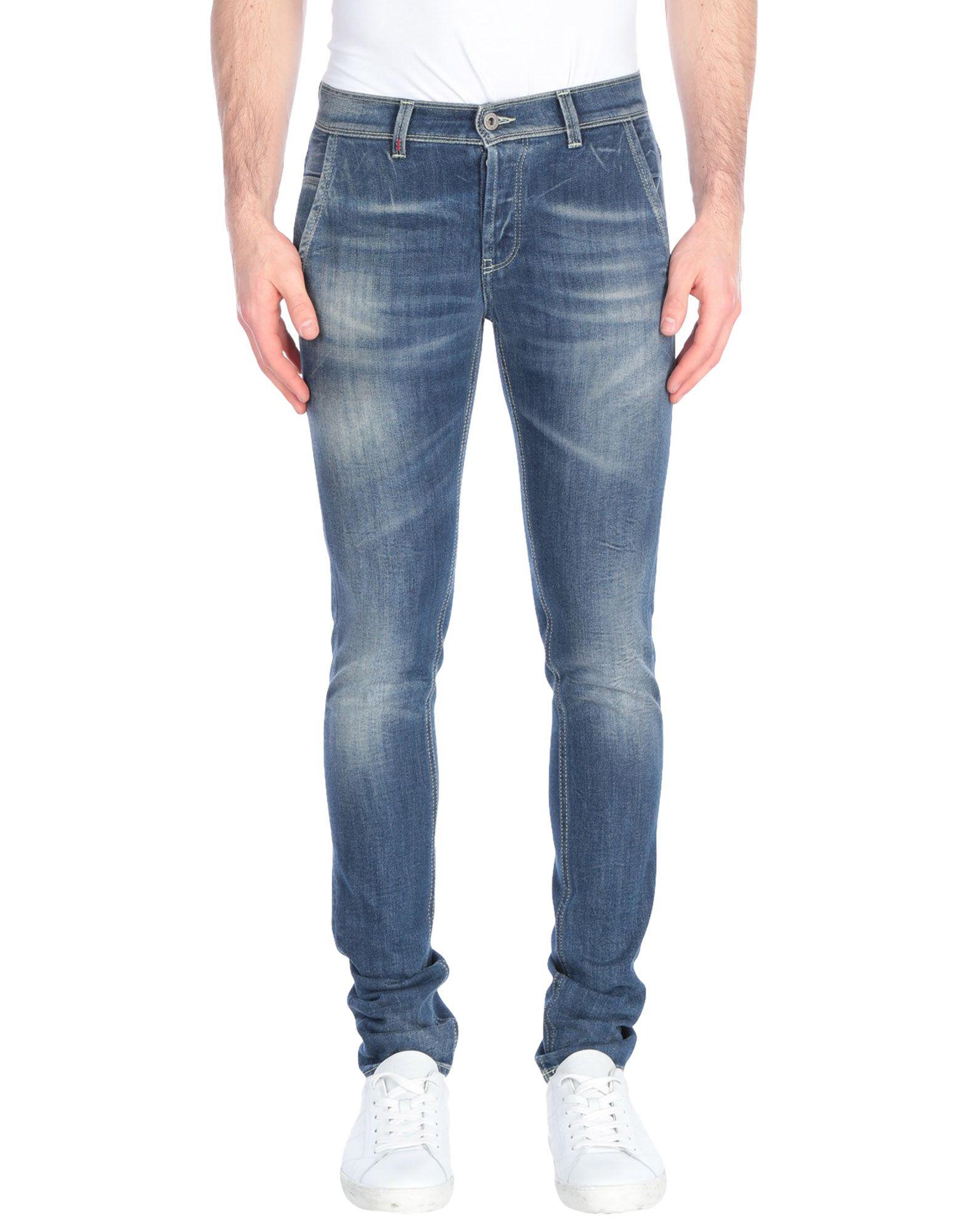 Pantaloni Jeans Dondup uomo uomo - 42739375FF  80% Rabatt