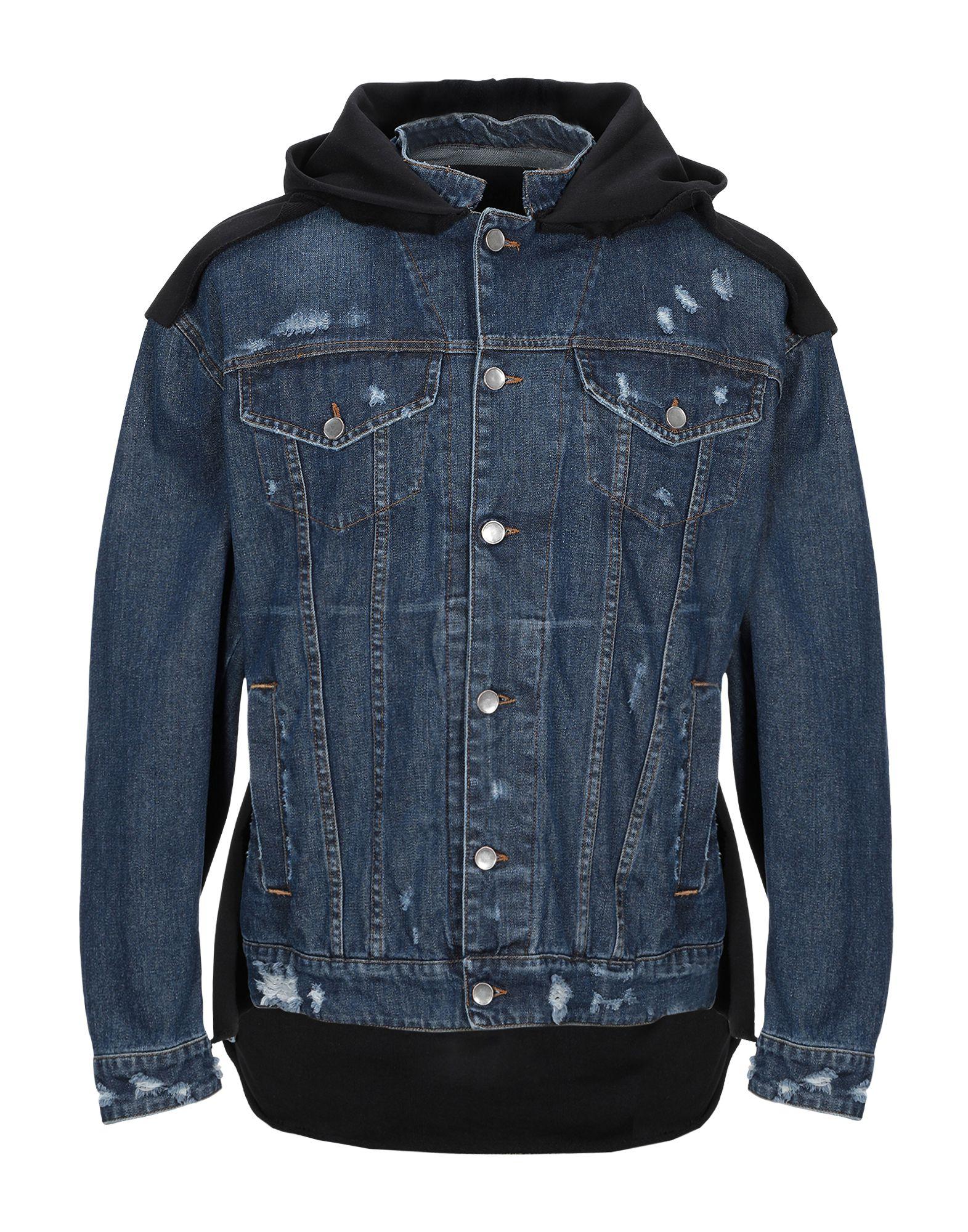 Giubbotto Jeans Dark Label herren - 42739874OR