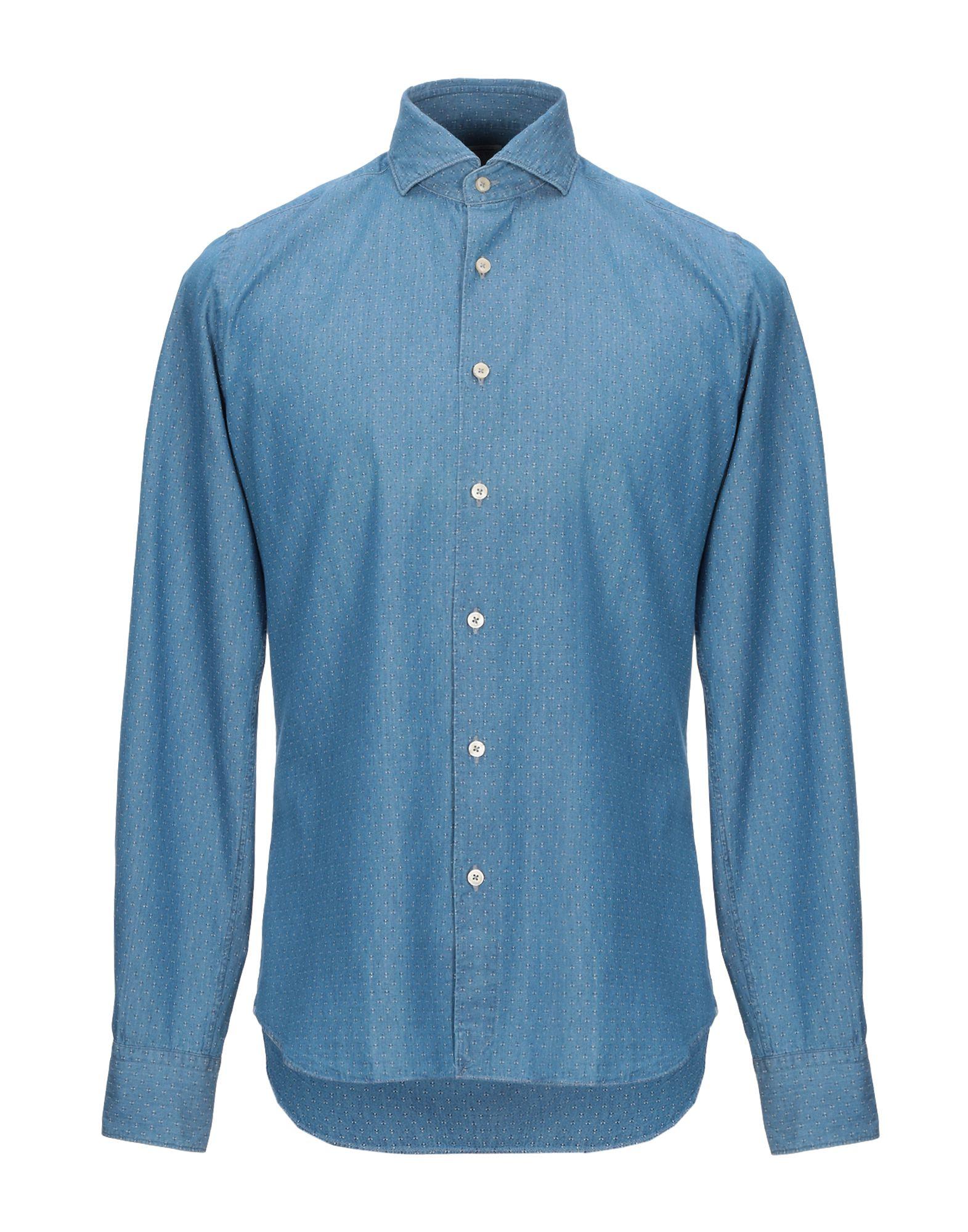 Camicia Di Jeans Xacus herren - 42740197VA
