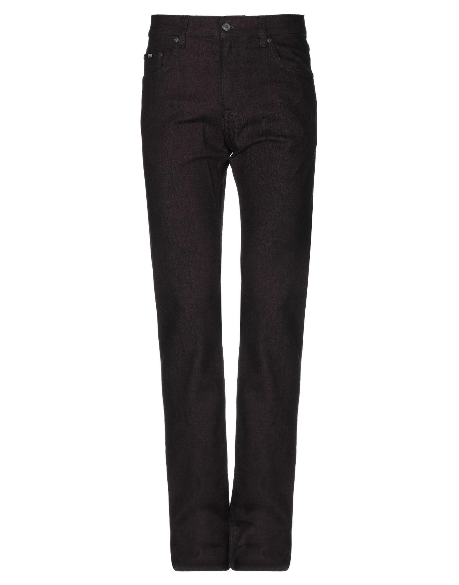 Pantaloni Jeans Boss Hugo Boss herren - 42741318DQ