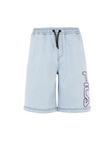 FILA HERITAGE - Denim shorts
