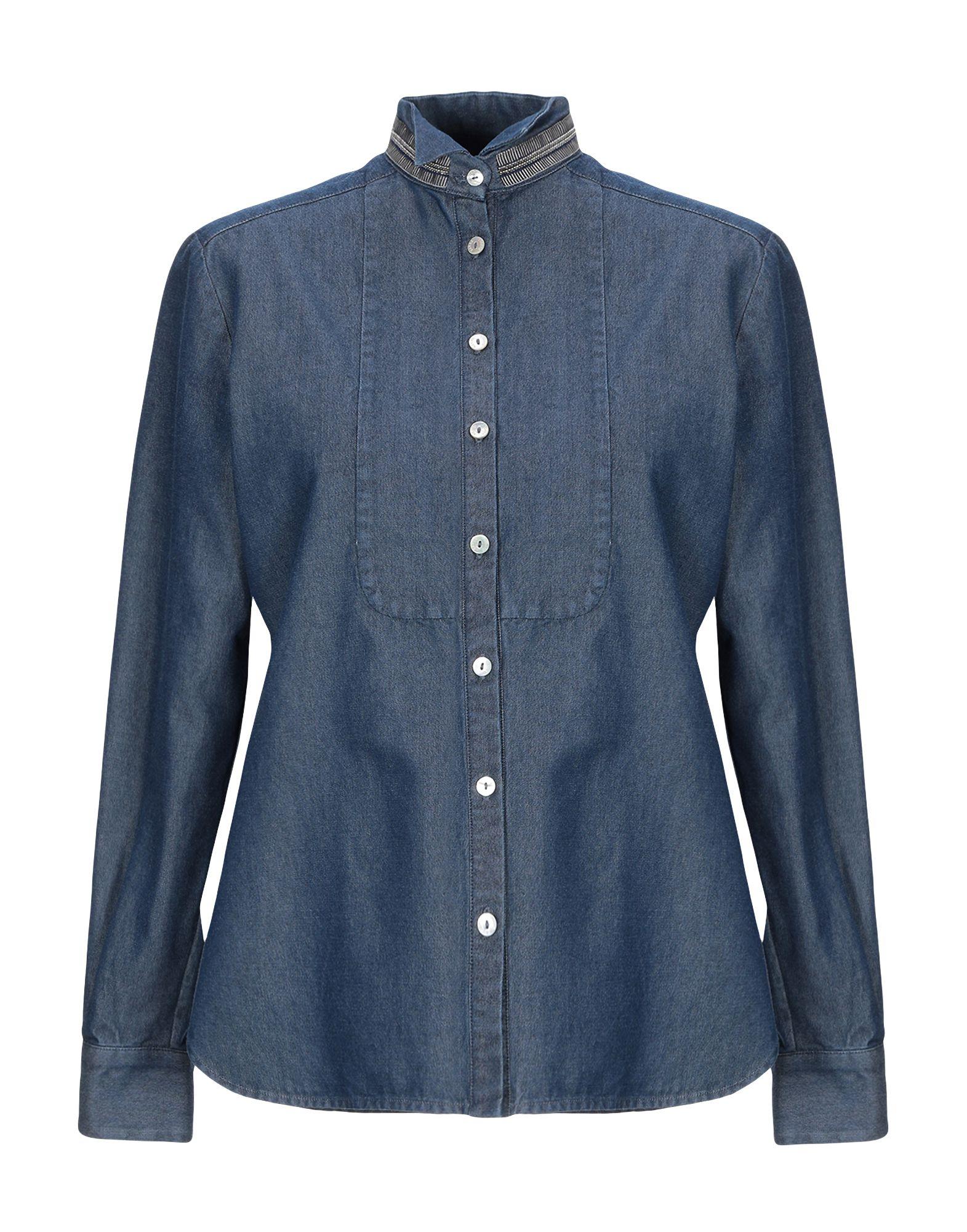Camicia Camicia Camicia Di Jeans Barba Napoli donna - 42742452VQ a09