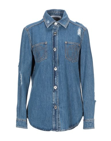 MOSCHINO - Denim shirt