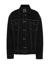 c5d42543df Giubbotti jeans donna: giubbini jeans, giubbotti e gilet jeans | YOOX