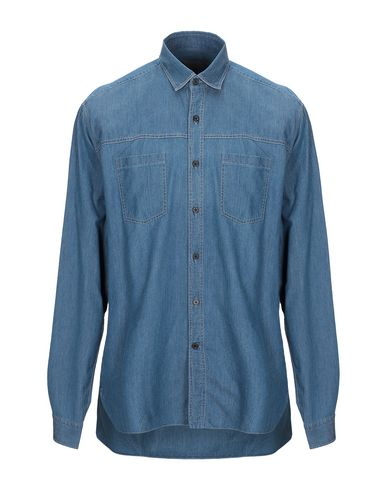 LANVIN - Denim shirt