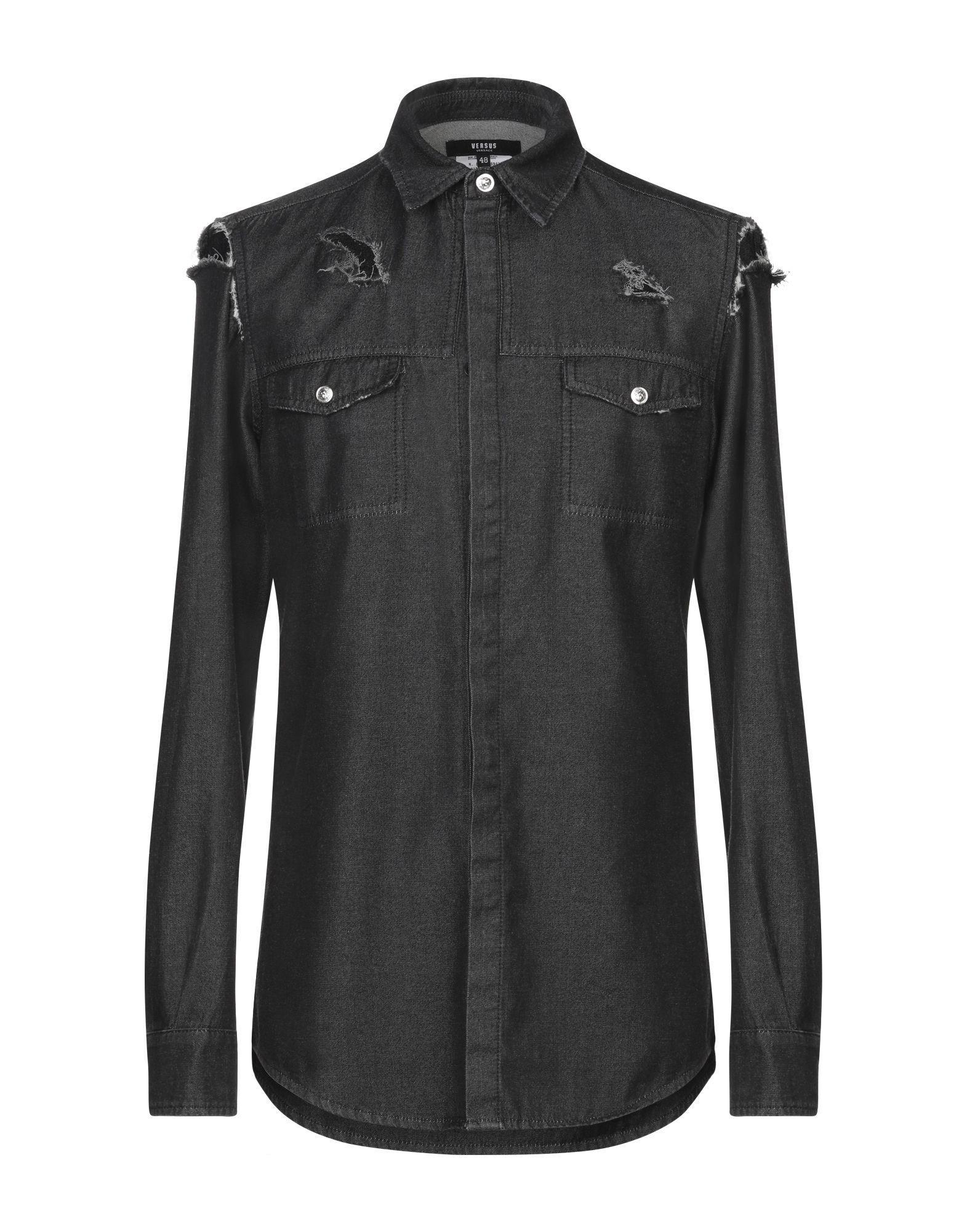 Camicia Di Jeans Versus Versace uomo uomo uomo - 42747786TM e09