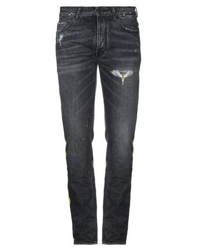 MARCELO BURLON - Denim trousers