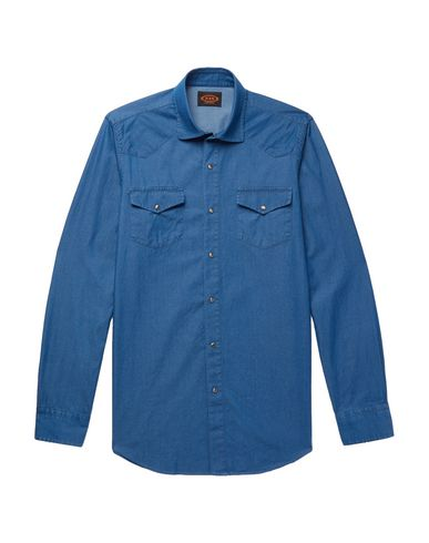 TOD'S - Denim shirt