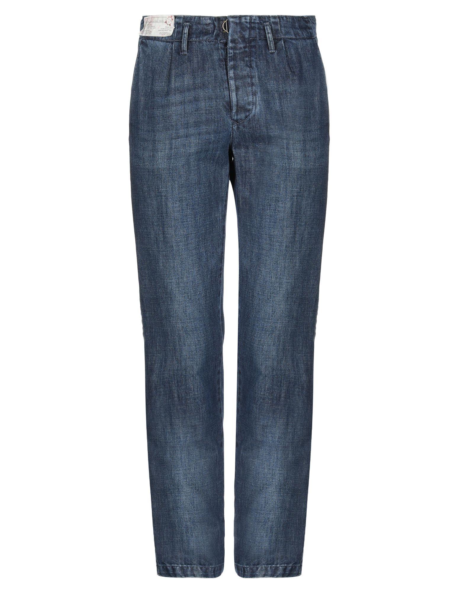 Pantaloni Jeans Incotex uomo uomo uomo - 42751772IA e19