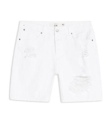 TOPMAN - Denim shorts