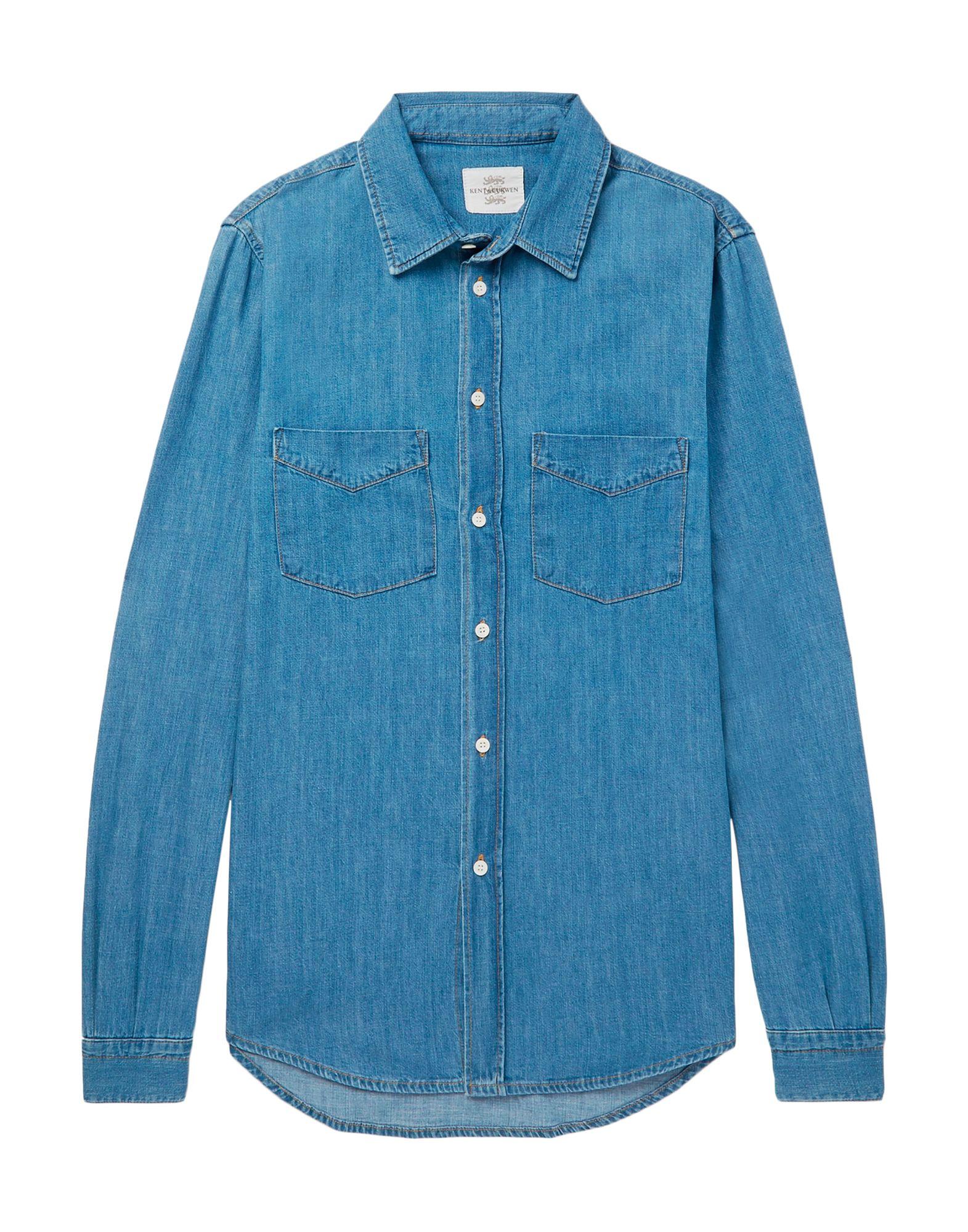 Camicia Di Jeans Kent & Curwen herren - 42753318LO