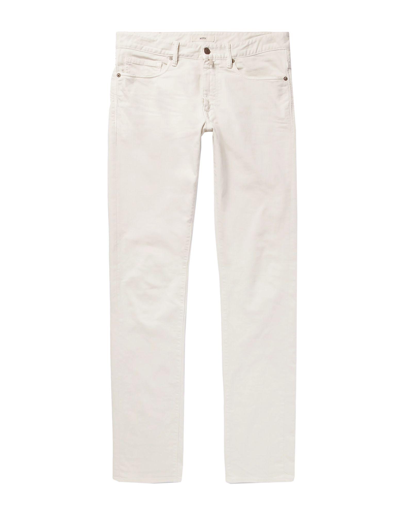 Pantaloni Jeans Incotex herren - 42754008NV