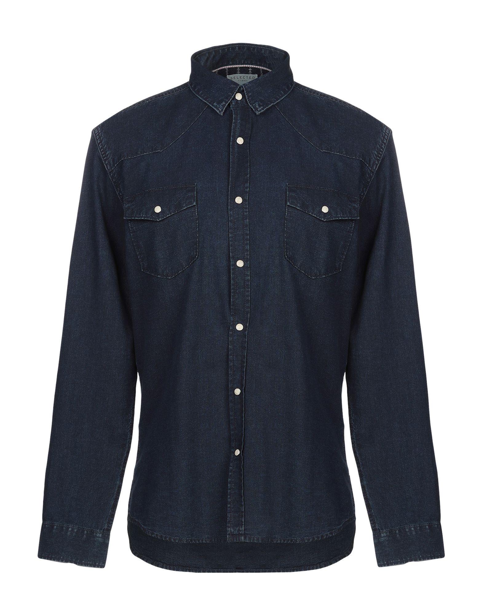 Camicia Di Jeans Selected Homme herren - 42754362VX