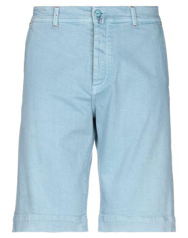 KITON - Denim shorts