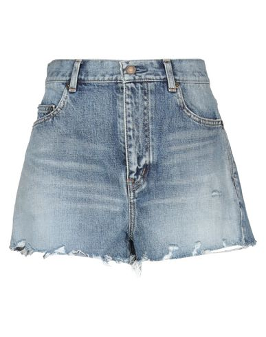 Saint Laurent Shorts Denim shorts