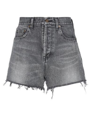 Saint Laurent Shorts Denim shorts